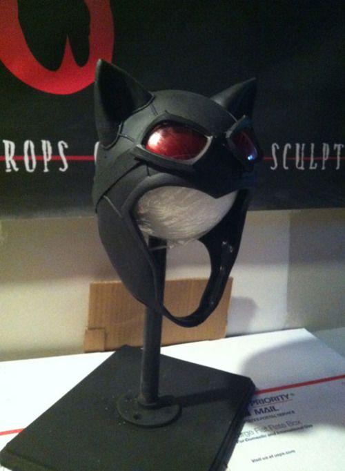 Catwoman Arkham City Costume Cosplay more at Recipins.com