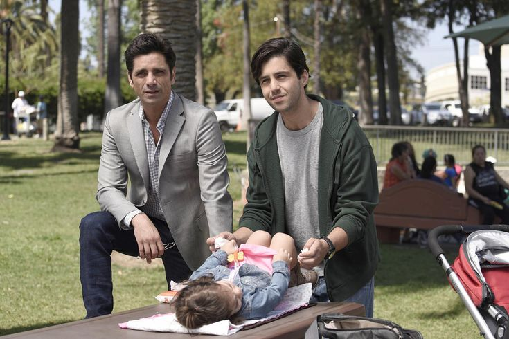 Grandfathered's John Stamos Has the Ultimate Pick-Up Line in This Exclusive Video