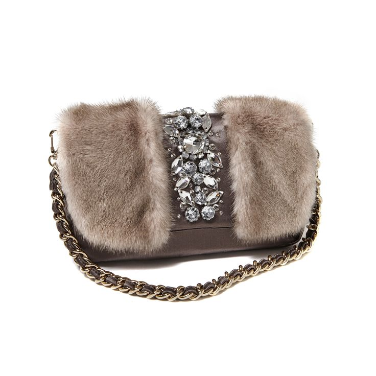 Luxe hints of shimmer - Blumarine Holiday Wishlist 2013
