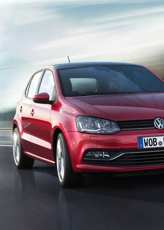 The New Volkswagen Polo for 2014 #volkswagen #polo #vw #nz