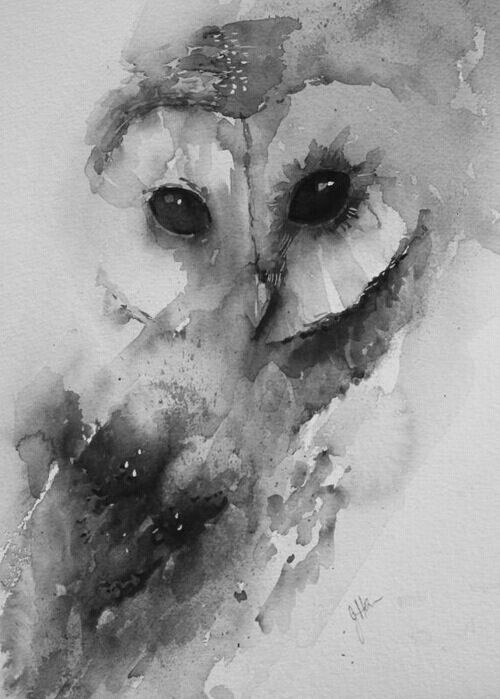 Love this as a tattoo.  Either black and white or watercolor.