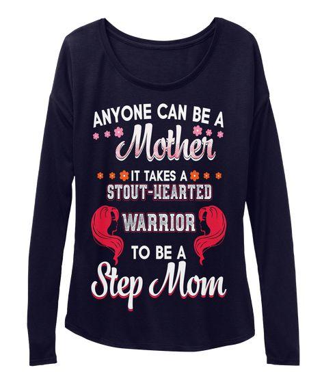 f19d5011d4 Step mom women t-shirt | t-shirt ideas | T shirts for women, Mom ...