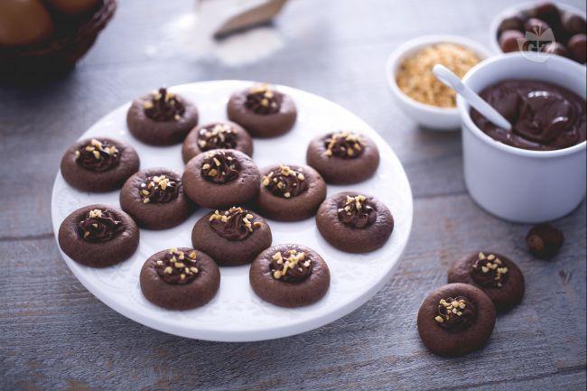 Nutellotti, ricetta con nutella ma senza olio di palma. #Cibo, #FattoInCasa, #Mangiare, #Nutella, #Nutellotti, #Ricetta http://eat.cudriec.com/?p=5193