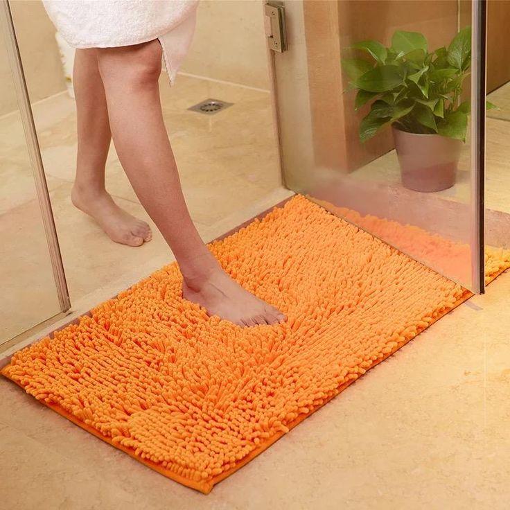 luxury shaggy mat | bathroom rugs, large bathroom rugs