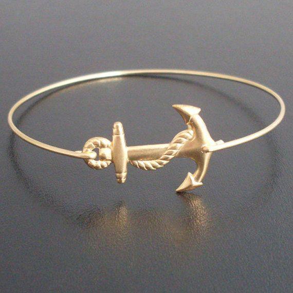 Bracelet pour les femmes minces or bijoux par FrostedWillow sur Etsy
