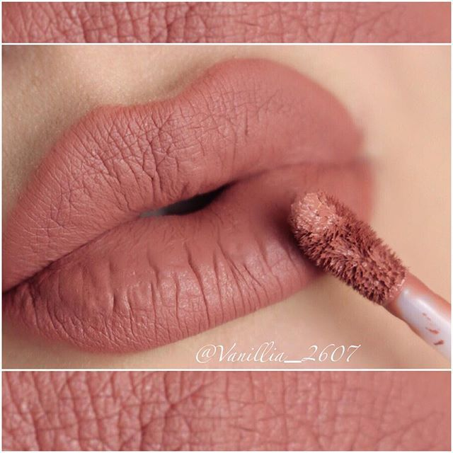 "Dose of Colors Liquid Lipstick in ""Truffle"""
