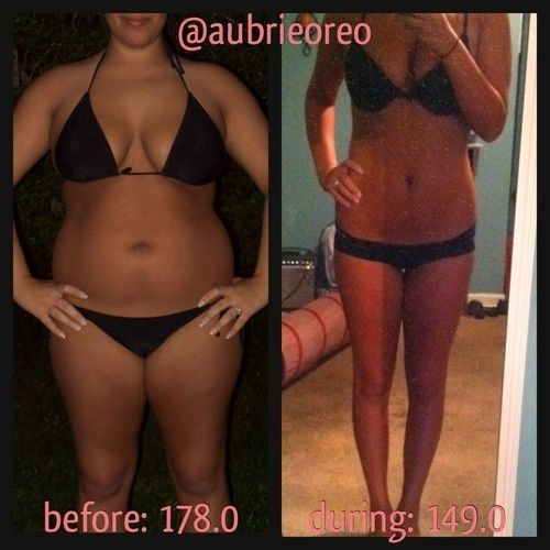 Weight loss change before and after. Healty food ...