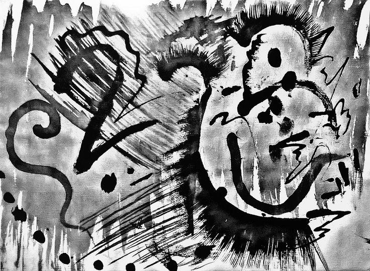 Το σχέδιο, μια πανανθρώπινη γλώσσα έκφρασης - Κείμενο: Δημήτρης Αγγέλης - Σχέδιο: Άνι Μιχαηλίδου