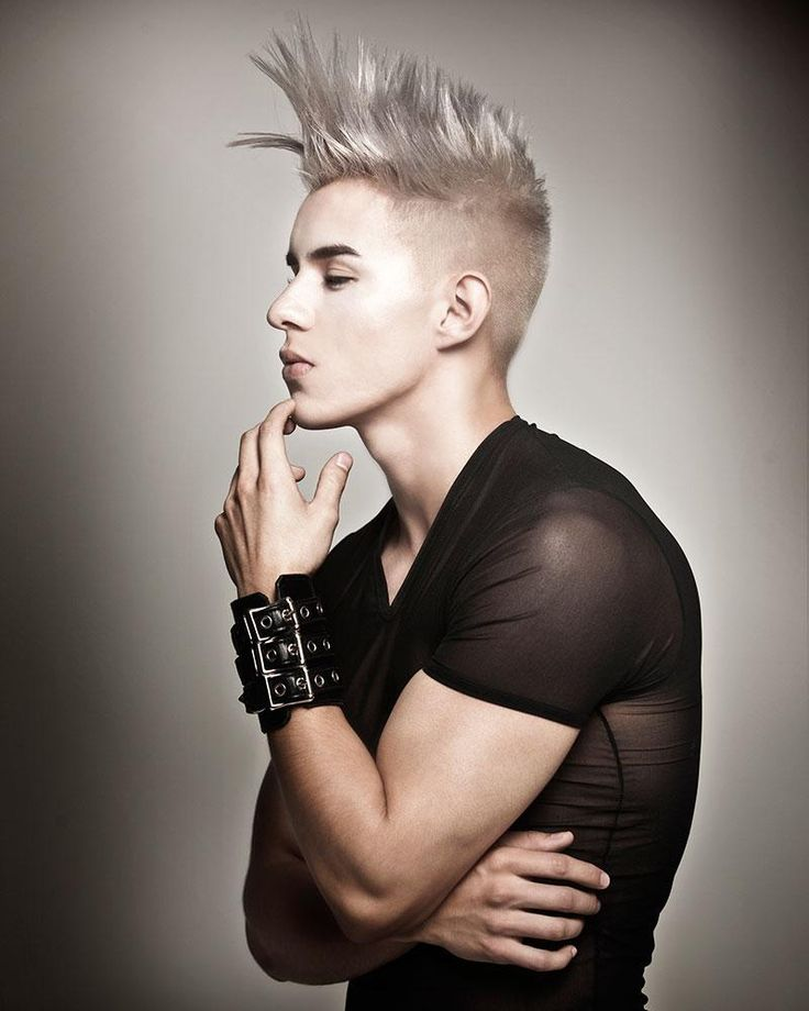 See the work of NAHA Finalist Charlie Price, Master Hairstylist of the Year category.