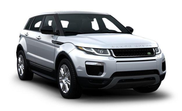 Land Rover Range Rover Evoque - Car and Driver