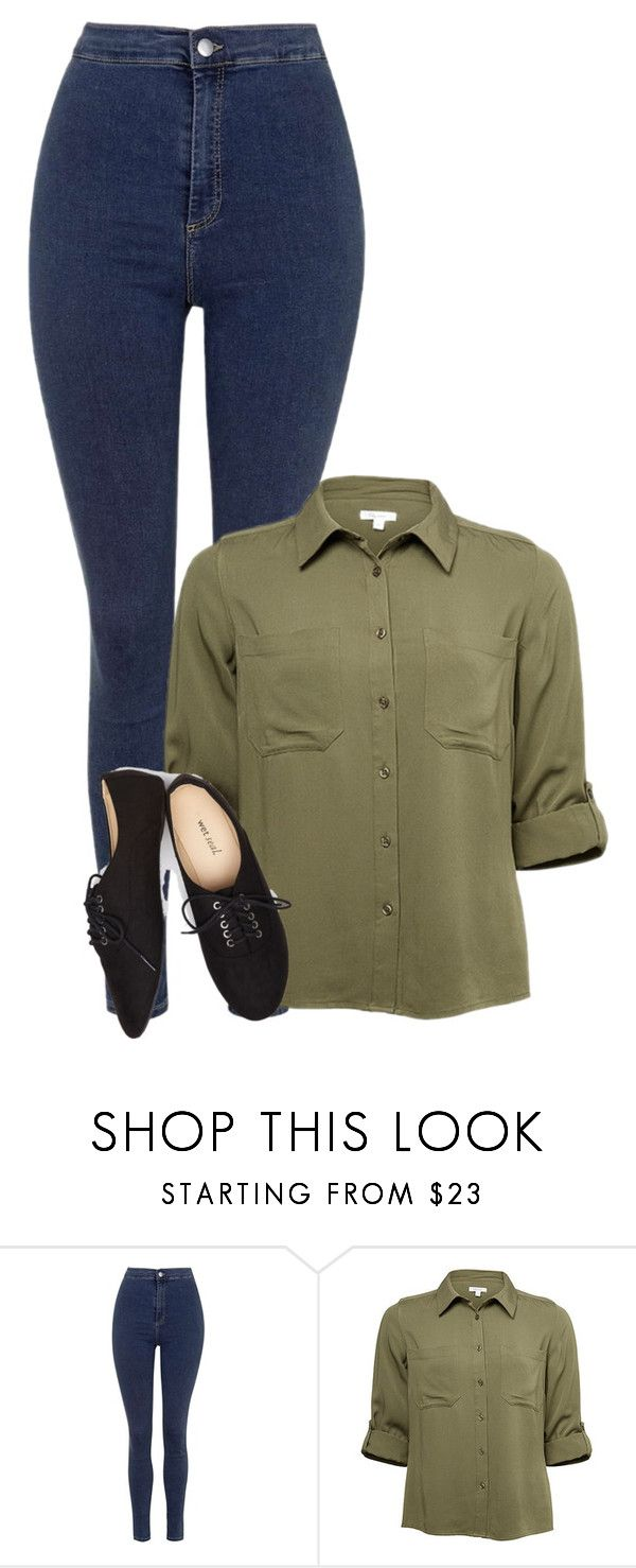 """""""Sin título #356"""" by hxrrybae ❤ liked on Polyvore featuring Topshop, Wet Seal, outfit and girl"""
