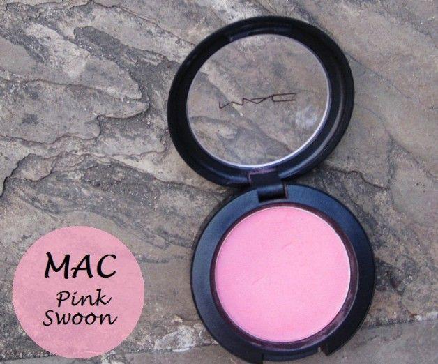 Colorete tono Pink Swoon de MAC (El Corte Inglés y tiendas MAC)