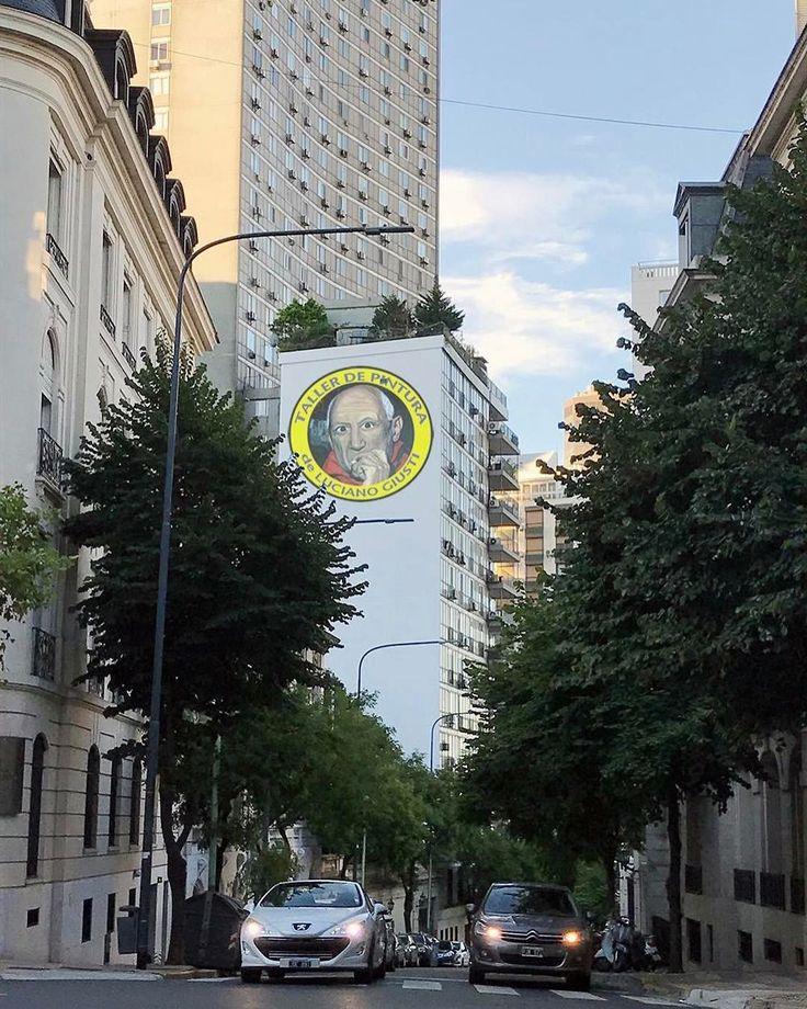 Pintá, pintá, pintá www.tallerdepintura.tumblr.com #arte #tallerdepintura #tallerdearte #talleresdeartistas #tallerdepinturadelucianogiusti #talleres #art (en Four Seasons Hotel Buenos Aires)