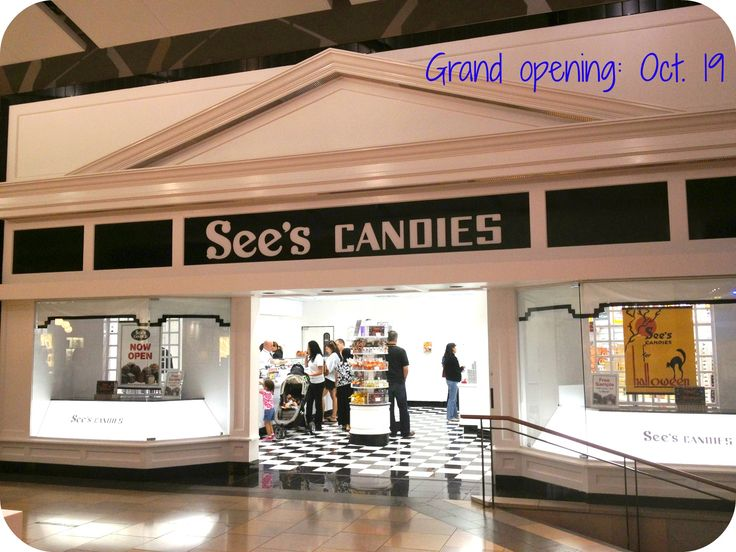 See's Candies Shop .....omg love this place!!! Went to the one in CA