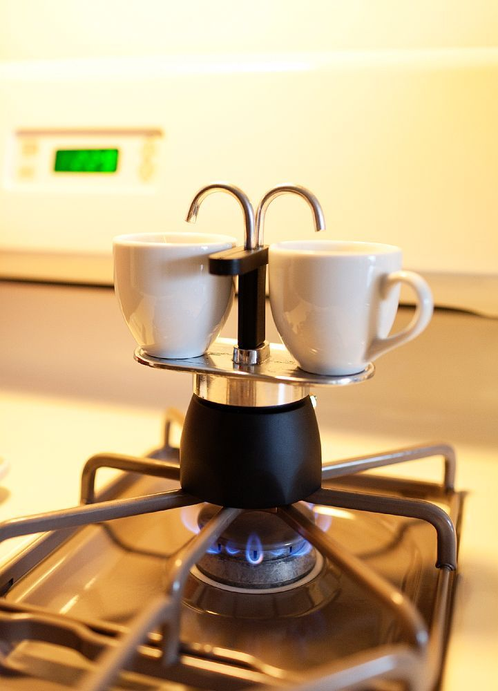 Stovetop Espresso Maker yummy coffee the best way