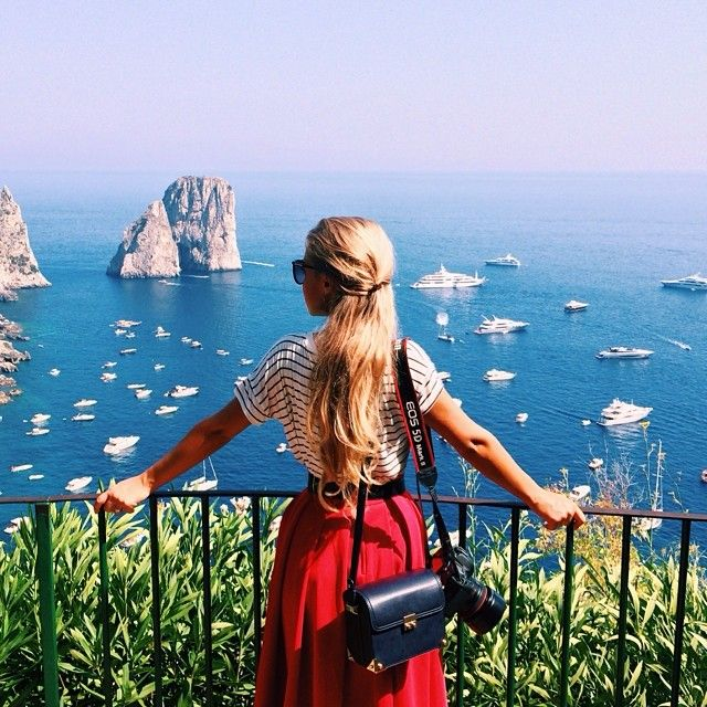 Amalfi Coast, Italy - Explore the World with Travel Nerd Nici, one Country at a Time. http://TravelNerdNici.com