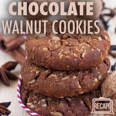 The Chew: Daphne Oz Chocolate-Walnut Cookies Recipe with Carla Hall