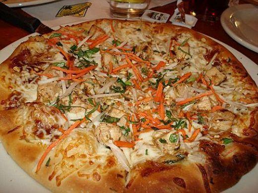 California Pizza Kitchen Copy Cat Recipes Recipes Pinterest Chicken Pizza Recipes Thai