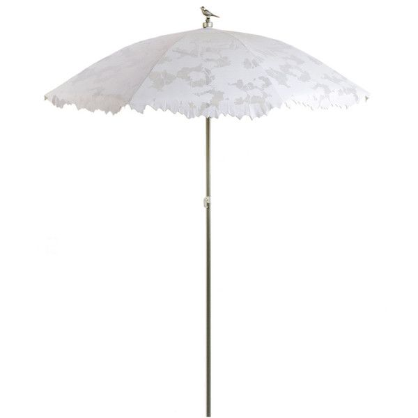 Droog Design Droog - Shadylace Parasol - Sunshade (£430) ❤ liked on Polyvore featuring home, outdoors, accessories, outdoor, sun protection, outdoor sun shade, outdoor sunshade and droog