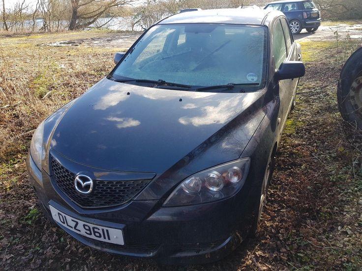 eBay: Mazda 3 1.6 D TS 2005 Private plate 2 keys 84k - No MOT - Spares/repair/Project #carparts #carrepair