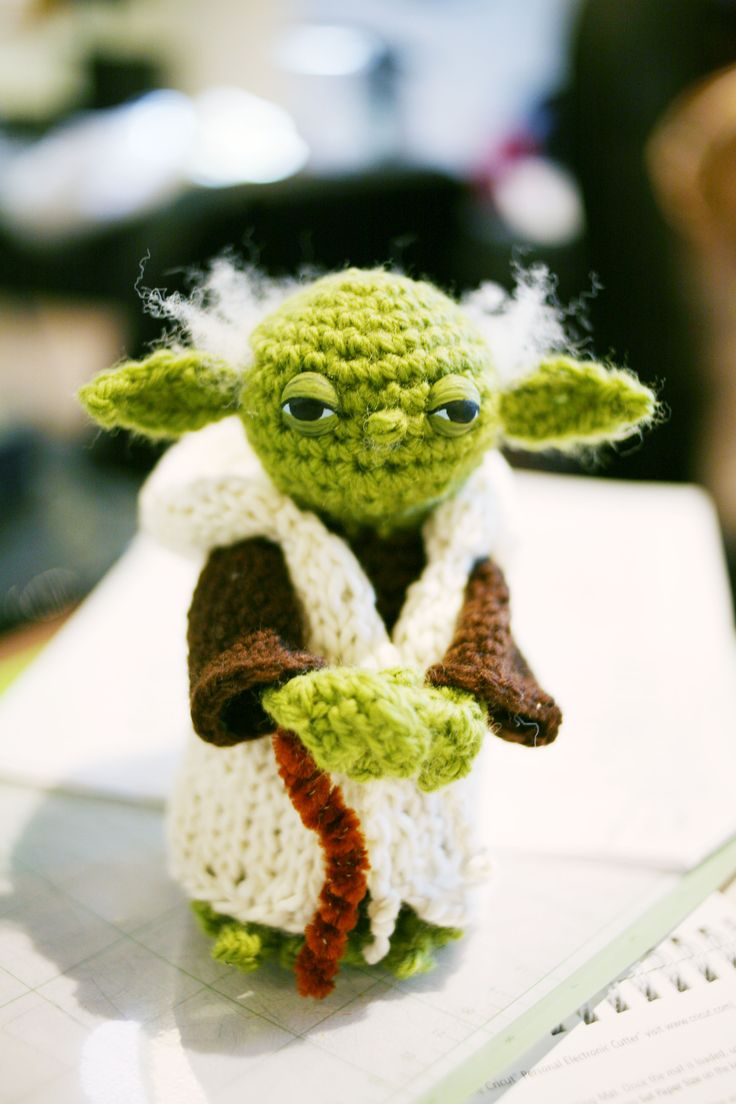 Free Crochet Patterns Amigurumi Star Wars