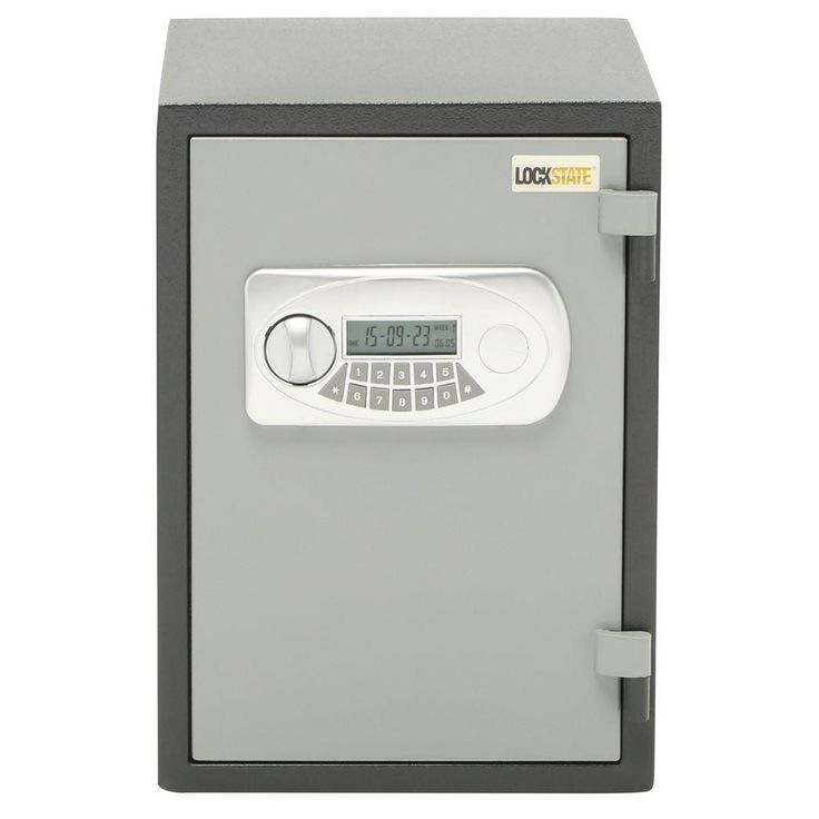 1 Hour Safe .6 cu. ft. Fire-Resistant Electronic Safe