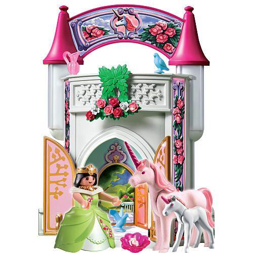 "Playmobil Magic Castle Playset - Unicorn Take Along Castle - Playmobil - Toys ""R"" Us"