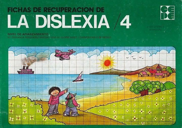 CEARTEE - Educación Especial: Fichas de Recuperación de la Dislexia 4