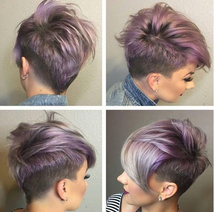 Awesome 1000 Ideas About Short Hair Shaved Sides On Pinterest Shaved Short Hairstyles Gunalazisus