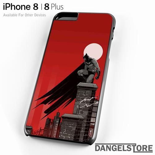 Batman in Red For iPhone 8 | 8 Plus Case