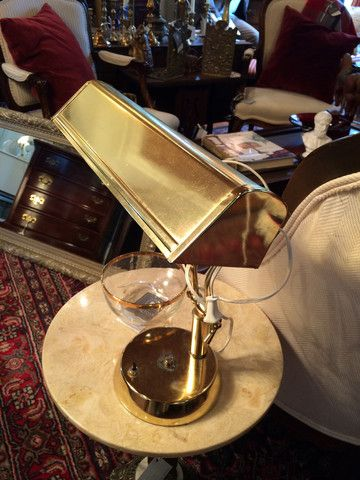 Greystone Fine Furniture - Solid Brass Piano Lamp
