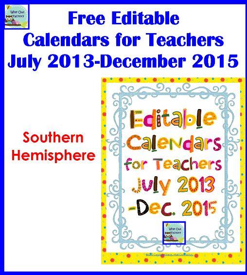 Calendar Ideas For Teachers : Ideas about preschool newsletter templates on