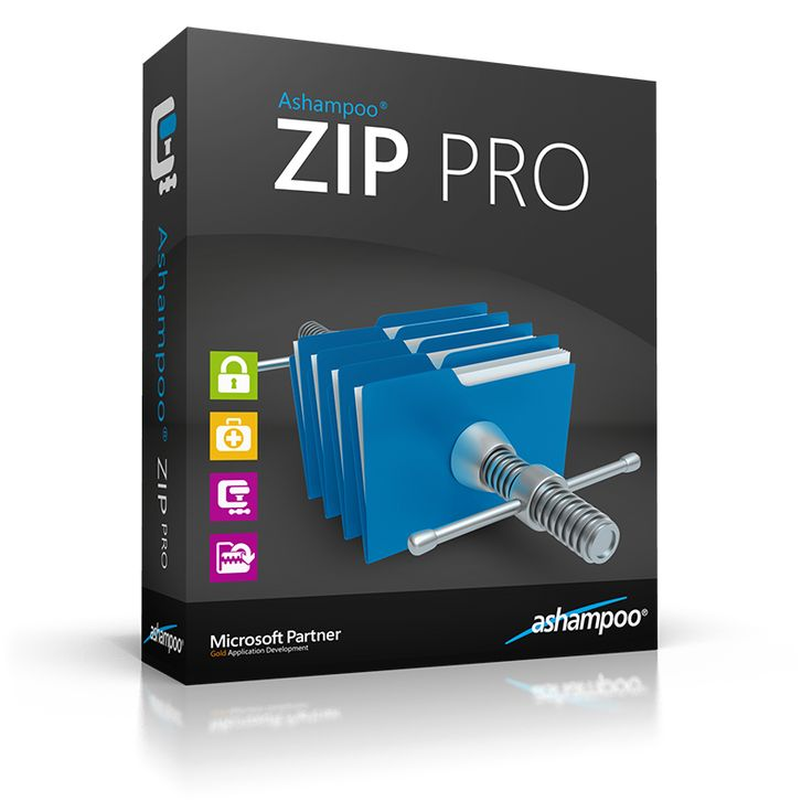 Compressing and uncompressing files are common operations just like copying and deleting. Ashampoo ZIP Pro not only works with all compression formats