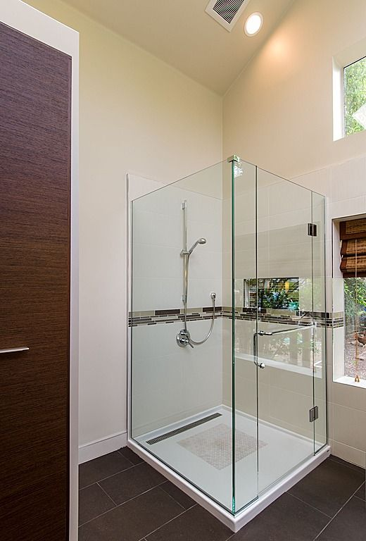 Modern Master Bathroom   Found On Zillow Digs