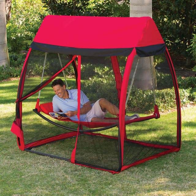 Best DIY Hammock Stand Ideas That You Can Make 24