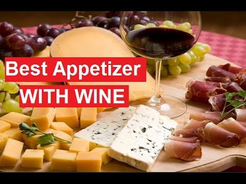 The Best Appetizers to Serve with Red Wine