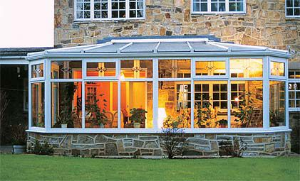 conservatory style porch - Google Search