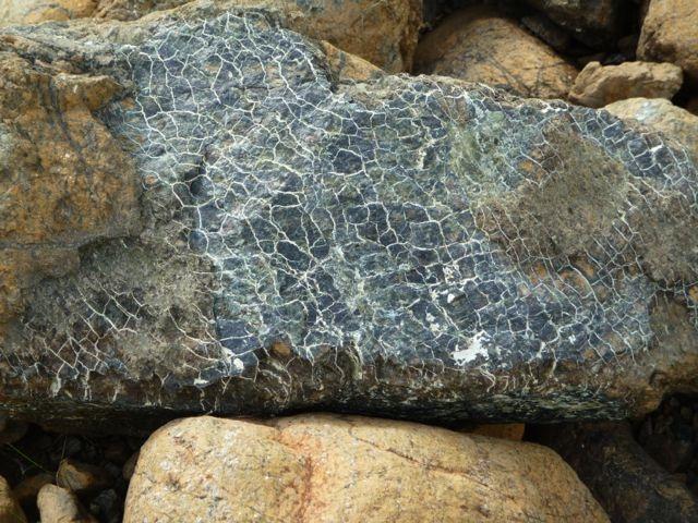 newfoundland -exposed earth mantle - tablelands
