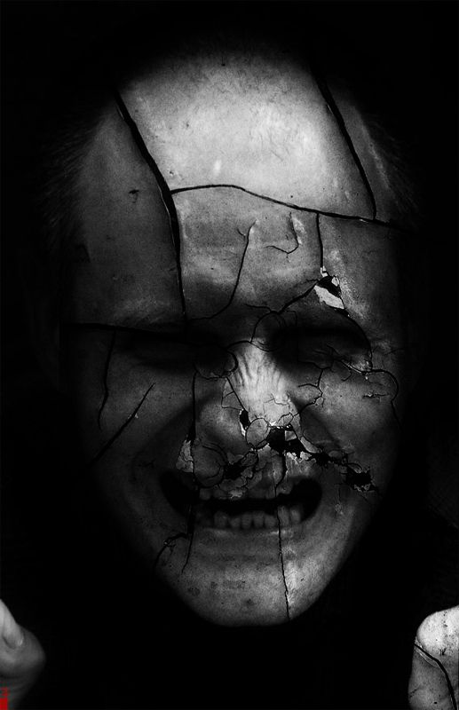 Best Creepic Images On Pinterest Make Up Carnival And Black - 21 terrifying situations imaginable