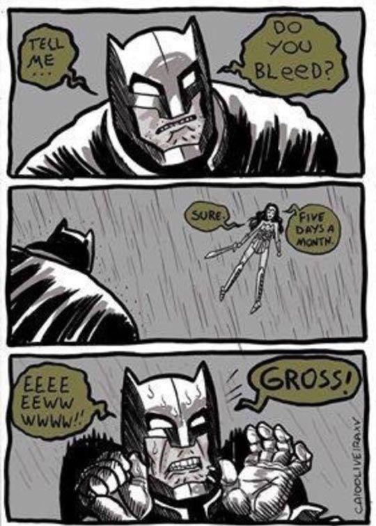Batman And His Annoying Questions <-- NOOOOOOOO I'M WEAK!!!!!!