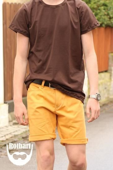 Die kurze Hose, Männer UND das Männershirt, Anleitung und SM bei Makerist