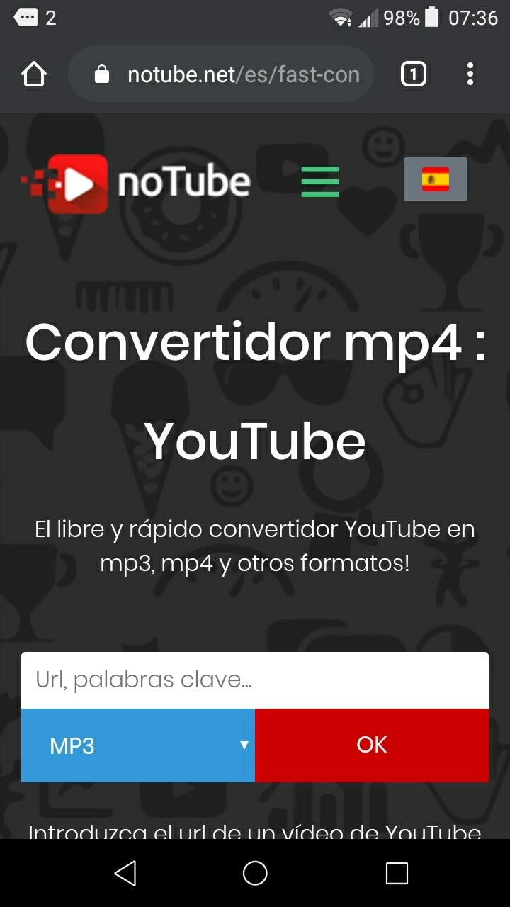 Notube Free Video Converter Video Converter Youtube