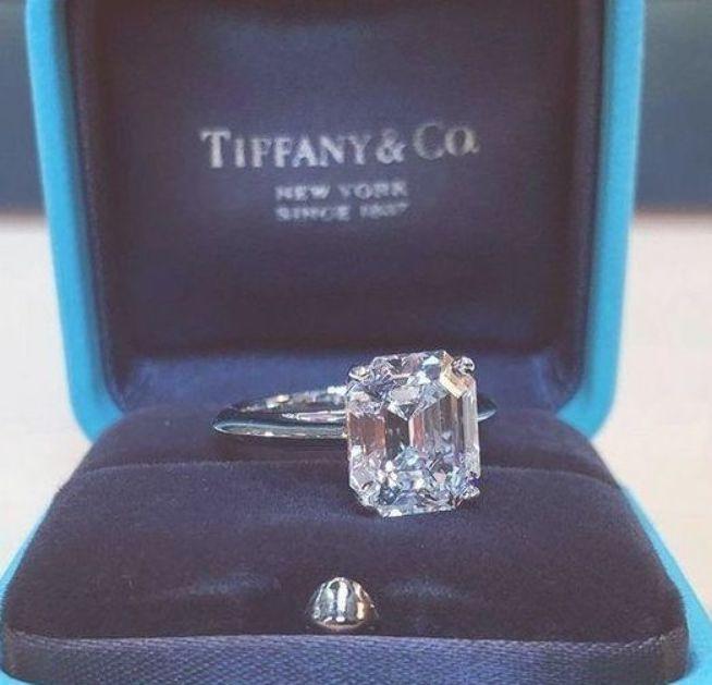 Pin On Wedding Rings Princess Cu