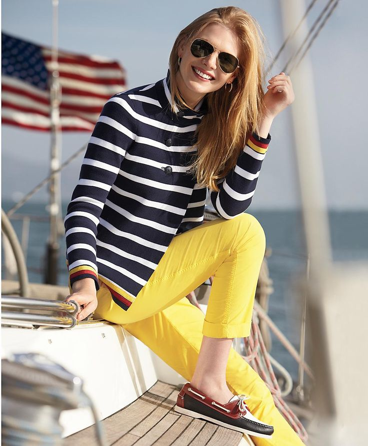 Sailing Cardigan   Brooks Brothers