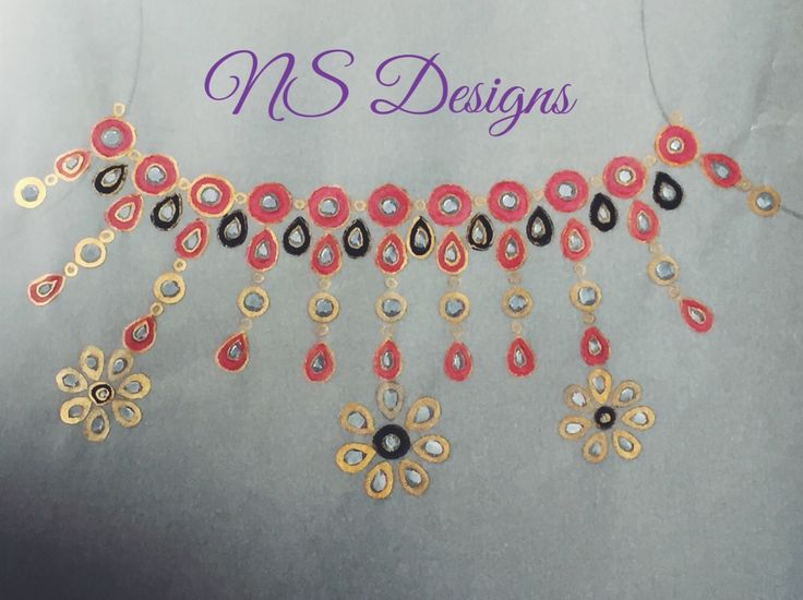 Kundan is the most famous Indian jewellery.. Perfect for any bride ..