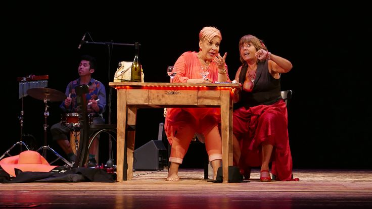 Carmen Y Carmen • 3.9.2017 | Hudební festival Zlatá Pecka Chrudim
