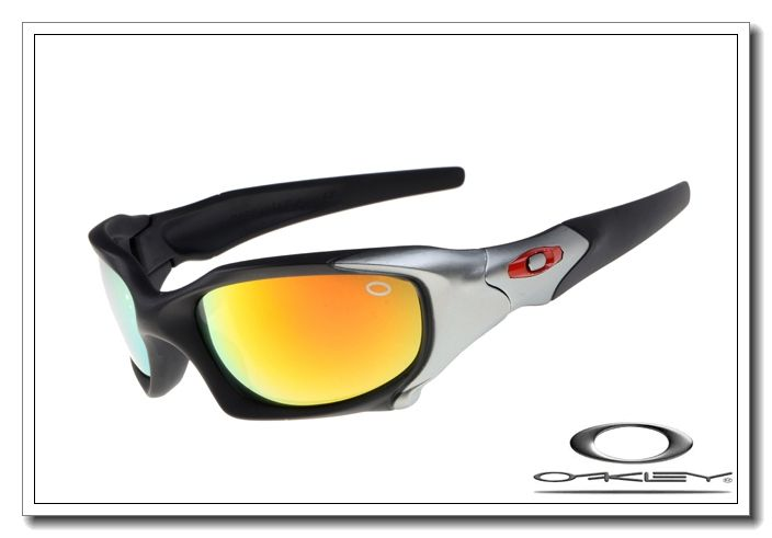 ad80d0b14aeee only sale 13  - Oakley pit boss sunglasses matte black   fire iridium
