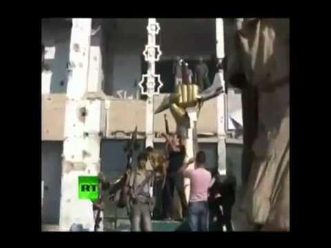 Libya Before / After Rothschild'$ Illegal NATO Invasion : Pictorial / Video: Evil Walk$   LIBYA AGAINST SUPER POWER MEDIA