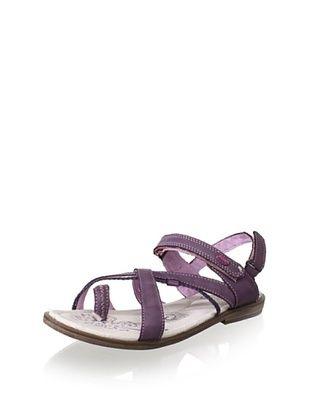 74% OFF Beeko Kid's Vignola Sandal (Little Kid/Big Kid) (Purple)