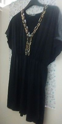 black top with detail size 12